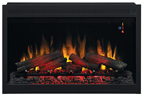 "ClassicFlame 36EB110-GRT 36"" Built-in Electric Fireplace Insert review"