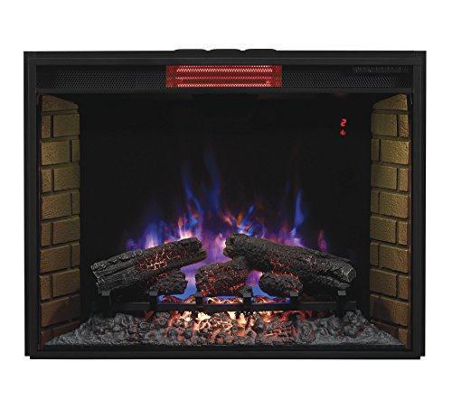 ClassicFlame 33II310GRA Infrared Quartz Fireplace Insert Review