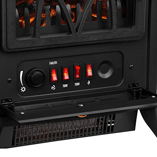 VonHaus 1500W Electric Stove Heater Review