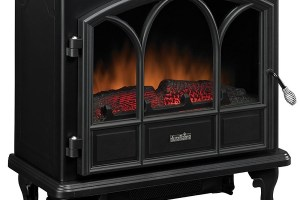 Duraflame DFS-750-1 Pendleton Electric Stove Heater Review