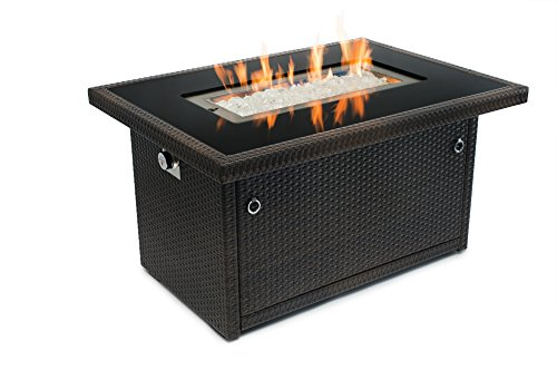Best fire pit reviews - Outland Fire Table Propane Fire Pit