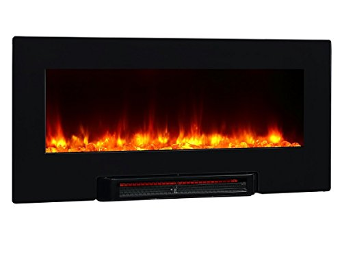PuraFlame Provo Wall Mount Fireplace Flat Heater Review