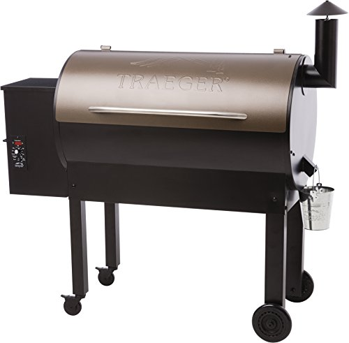 Best Pellet Smoker Reviews: Traeger TFB65LZBC Texas Pellet Bronze