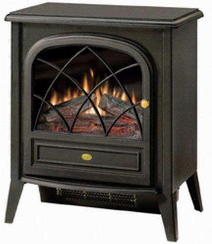 Duraflame DFI-5010-01 Fireplace Stove VS. Dimplex CS33116A Compact Electric Stove