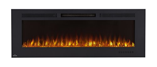 Best electric fireplace reviews - Napoleon NEFL60FH Allure Linear Wall Mount Electric Fireplace