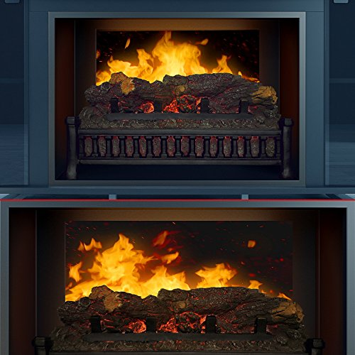 MagikFlame Chronus Media Center Electric Fireplace Review - How durable and affordable MagikFlame Chronus Media Center Electric Fireplace