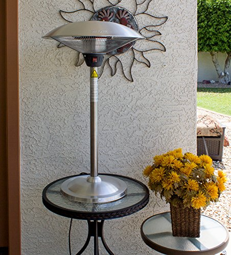 Compare HIL-1821 VS. AZ Patio Heaters HLDS032-B Portable Patio Heater