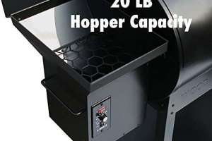 Z-grills ZPG-7002 Wood Pellet BBQ Grill and Smoker