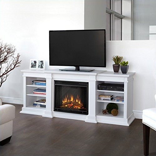 Real Flame G1200E W Fresno Entertainment Unit Review