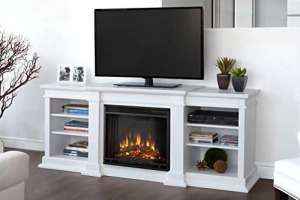 Real Flame G1200E-W Fresno Entertainment Unit Review