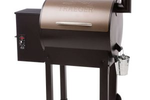 Traeger Grills Lil Tex Elite Review