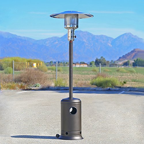 Compare with Xtremepower Floor Standing Propane Outdoor Patio Heater vs. Thermo Tiki Outdoor Propane Patio Heater