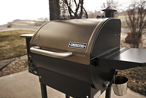 Camp Chef SmokePro PG24B with Flame Broiler Review