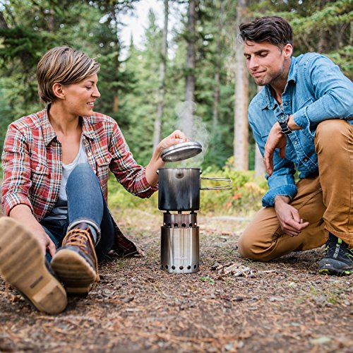 What Are Users saying about Solo Stove Titan & Solo Pot?