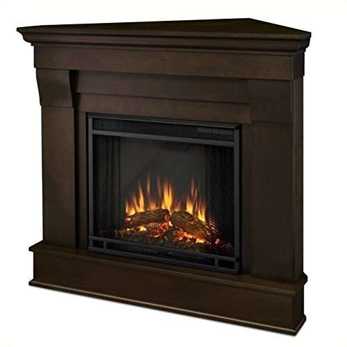 Real Flame 5950E Chateau Corner Electric Fireplace Review