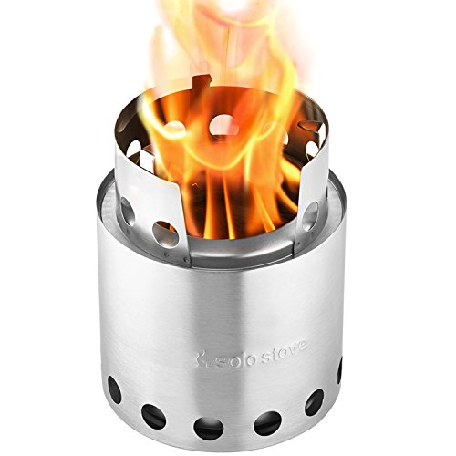 Solo Stove Lite Review - Campfire or Lite - Which is the best?