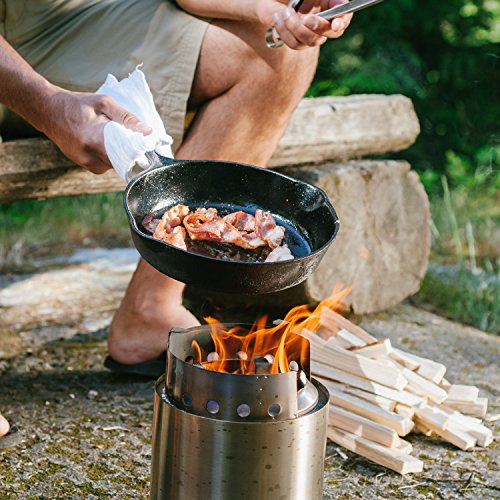 Compare with Solo Stove Lite vs. Solo Stove Campfire - Which is the best?