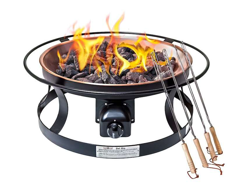 Camp Chef FP29LG Propane Fire Pit Review
