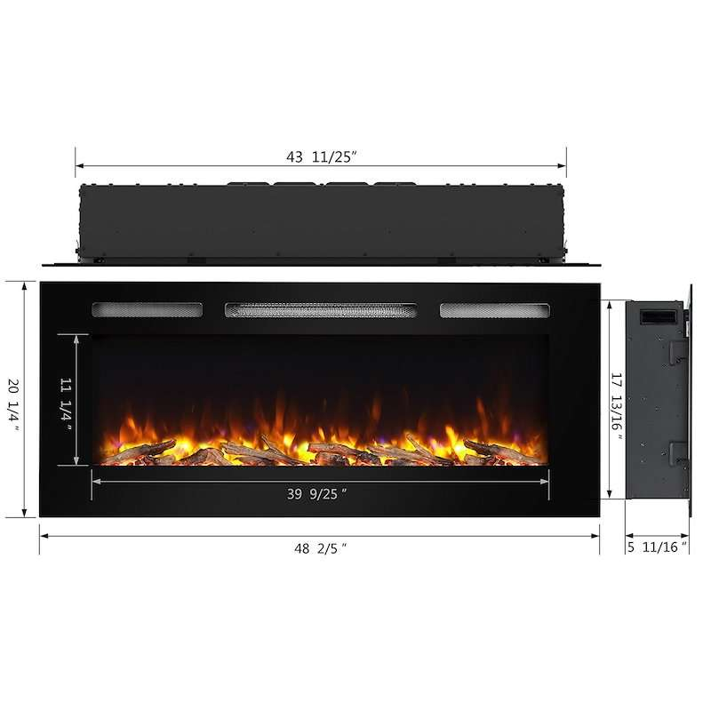 Puraflame Alice Fireplace Review How Comparable With