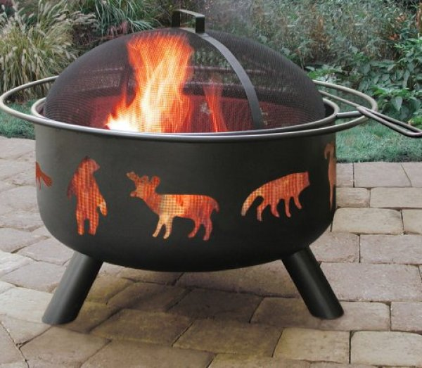 Compare with Landmann 28347 Vs. Landmann 25282 Barrone Fire Pit