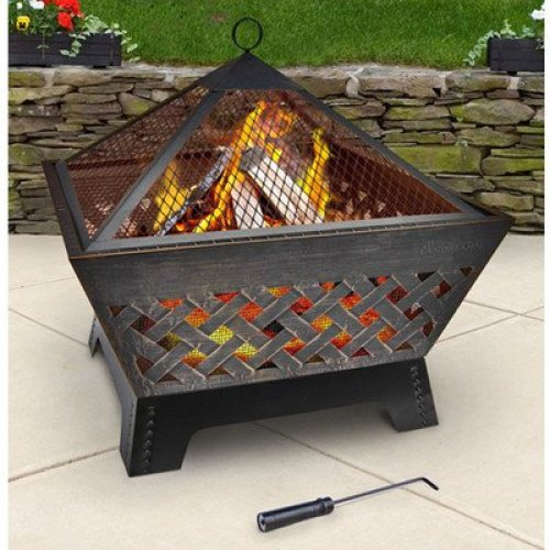 Compare with Landmann 25282 Barrone Fire Pit Vs Sorbus Fire Pit