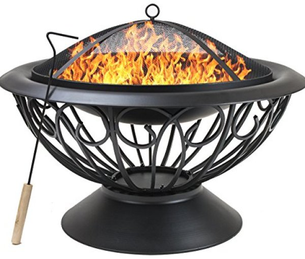 Key Features of the Sorbus Fire Pit