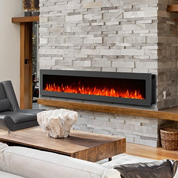 What Users are Saying About GMHome Freestanding Wall Mount Electric Fireplace