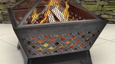 Landmann 25282 Barrone Fire Pit Review