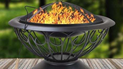Sorbus Fire Pit Review