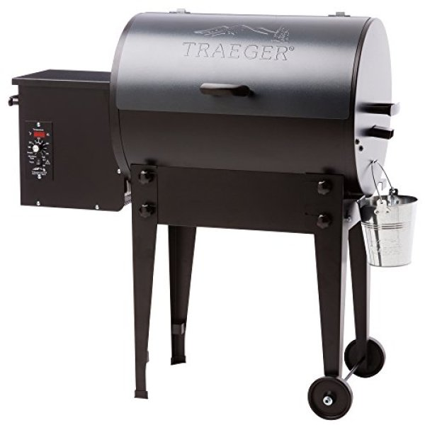 Traeger Renegade Elite Grill Reviews - Traeger Tailgater 20 Grill and Smoker