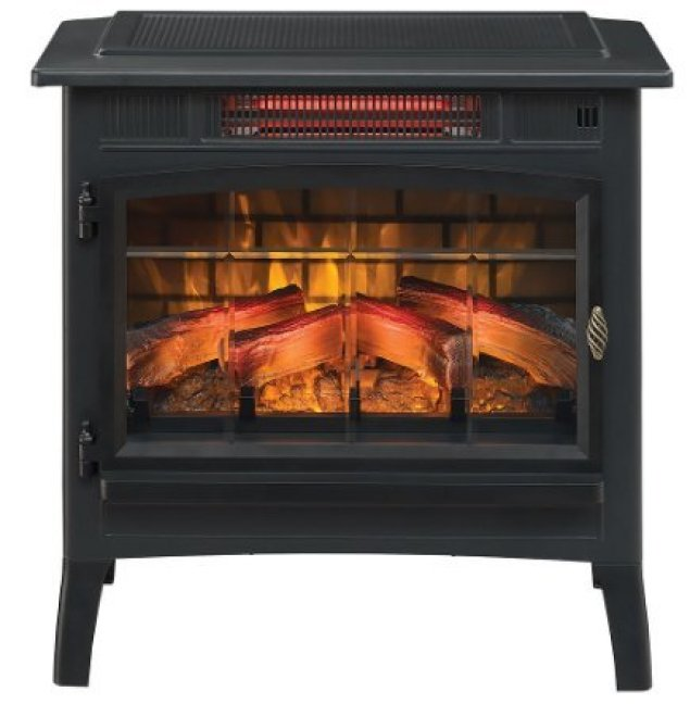 Compare Duraflame DFS-750-1 vs. FIREBIRD Freestanding stove Insert heater