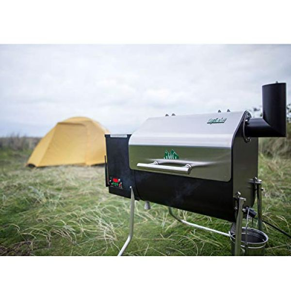 What Users Say About Green Mountain Grills Davy Crockett Pellet Grill