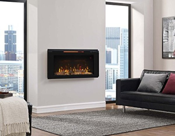 What Users Say About ClassicFlame 36HF320FGT Helen Wall Mounted Electric Fireplace