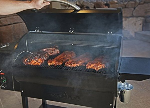 What Users Say About Camp Chef SmokePro LUX Pellet Grill