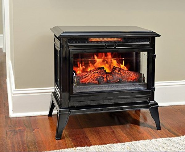 What's the Disadvantage of Comfort Smart Jackson Infrared Electric Fireplace Stove