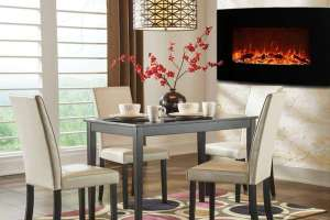 Regal Flame Broadway Electric Wall Mounted Fireplace Review