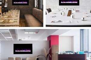 What is the Disadvantage of the Northwest Wall Mounted Electric Fireplace