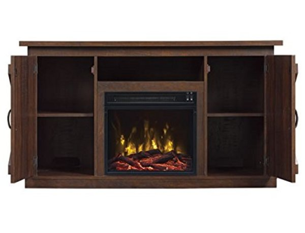 Comfort Smart Killian Electric Fireplace TV Stand Review - What users are saying about Comfort Smart Killian Electric Fireplace TV Stand?