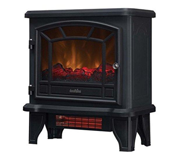 Duraflame Infrared Quartz Electric Stove Heater (DFI-550-36) Review