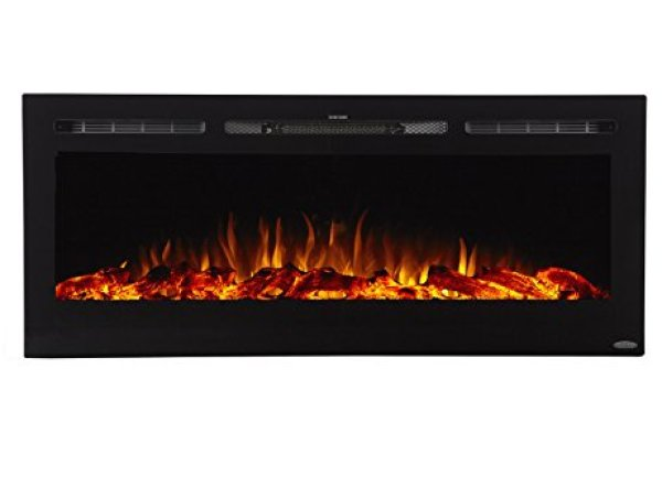Compare Xbeauty Electric Fireplace vs. Touchstone Sideline Electric Fireplace