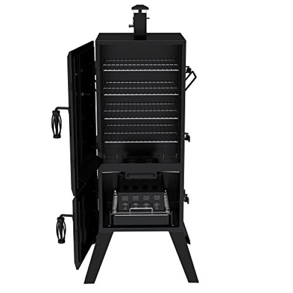 Why Should you Choose it or Not - Dyna-Glo DGX780BDC-D Vertical Charcoal Smoker