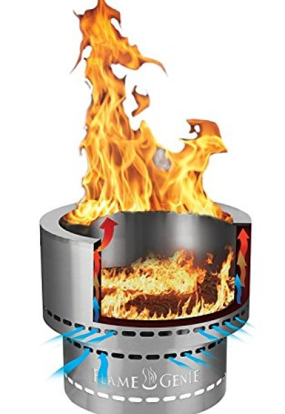 What Users Saying About HY-C Flame Genie Pit