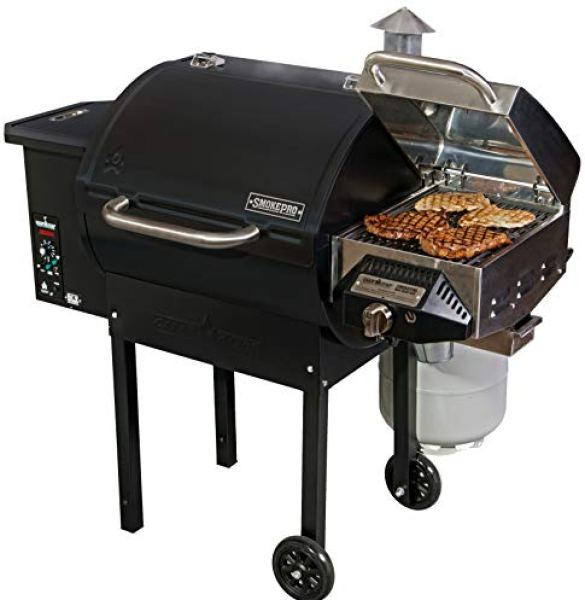 Pit Boss 72700S Pellet Grill vs. Camp Chef PG24DLX Deluxe Pellet Grill