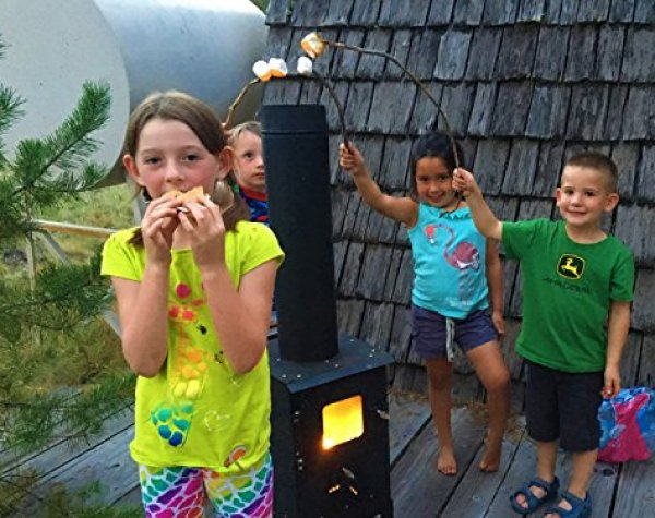 What Users Saying About the Wood Pellet Outdoor Patio Heater