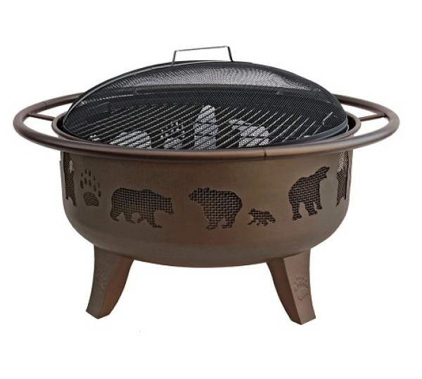 What users are saying about the Landmann 23875 Fire Pit?