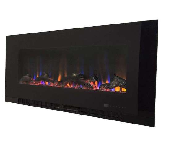 Touchstone ValueLine Recessed Wall Electric Fireplace Review