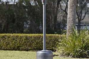 AmazonBasics Commercial Patio Heater Review
