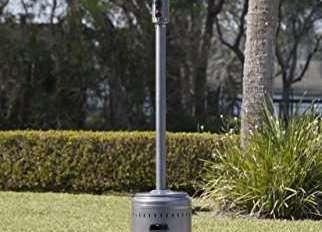 AmazonBasics Commercial Patio Heater Review