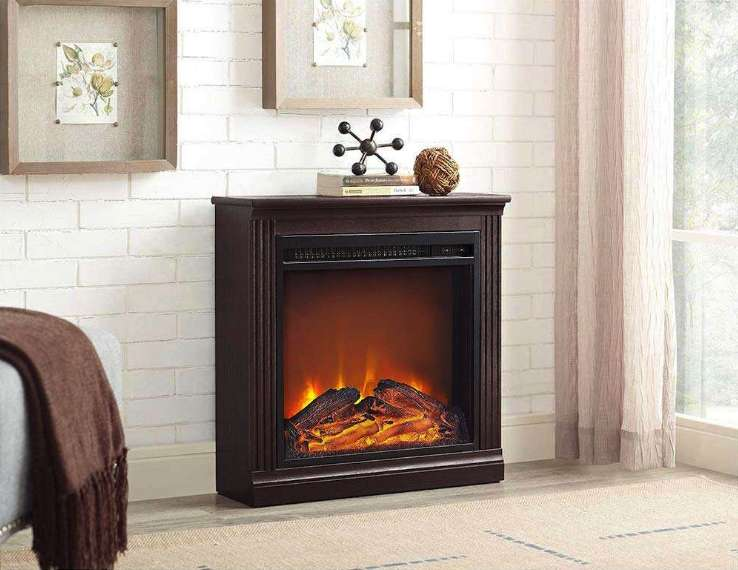 Ameriwood Home Bruxton Electric Fireplace Review