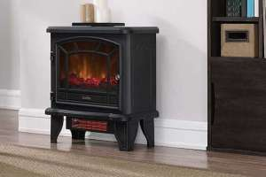 Duraflame DFI-550-36 Infrared Quartz Electric Stove Heater Review